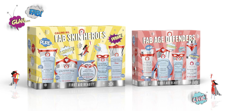 FAB Skin Hero Kits 2019