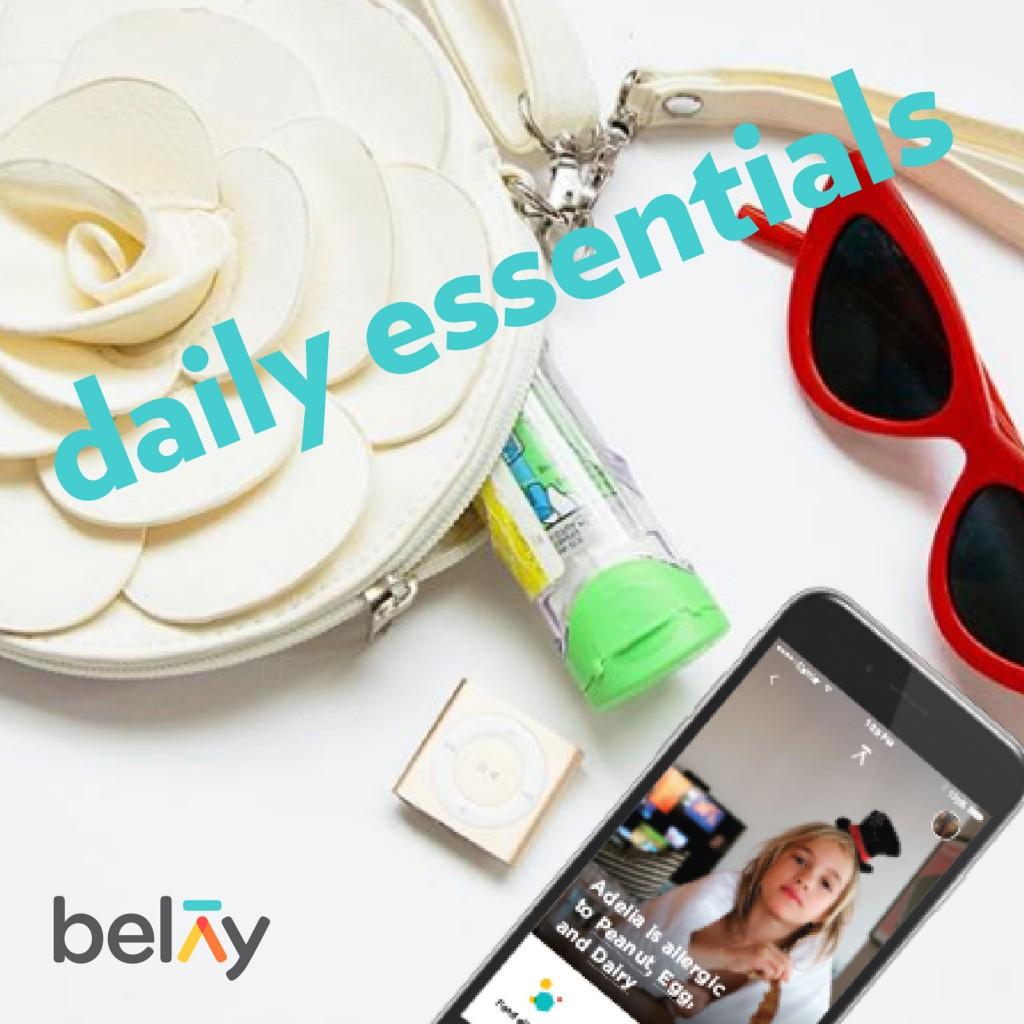 Belay Daily Essentials