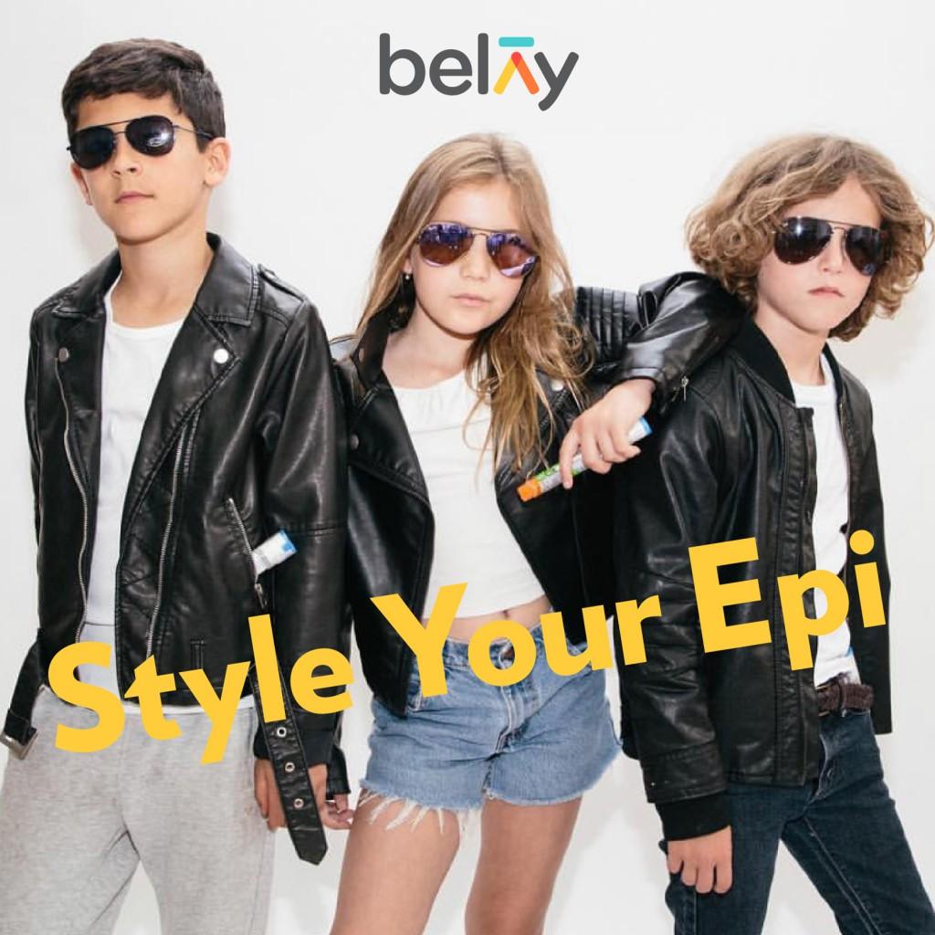 Belay Style Your Epi