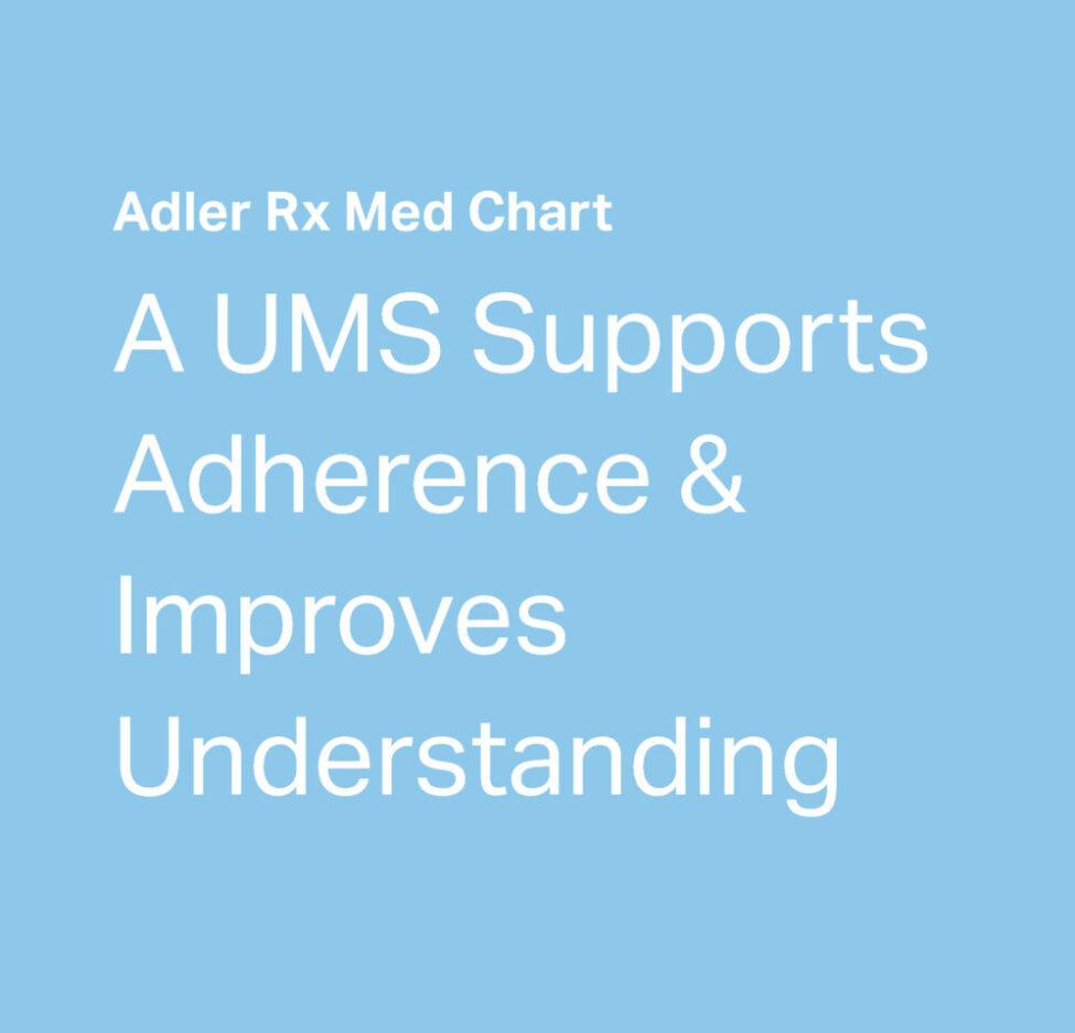 AdlerRx Med Chart