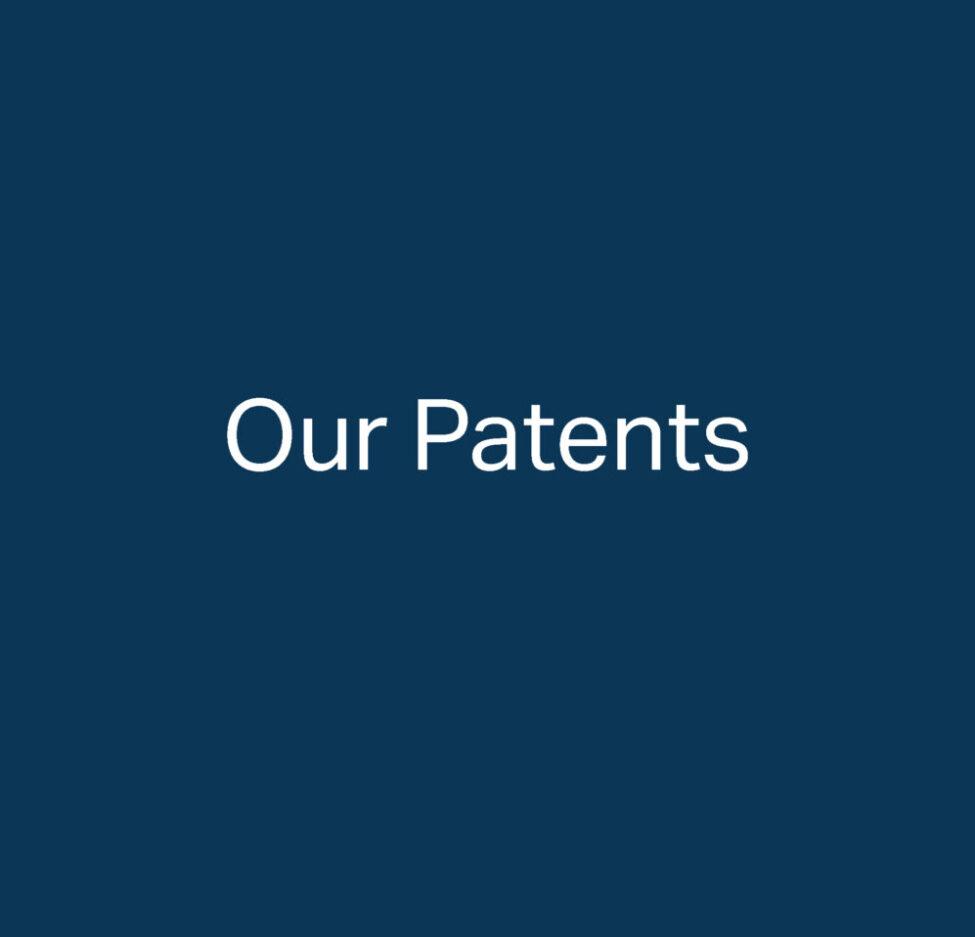 AdlerRx Our Patents