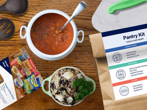 Medline Food Kit - Feature