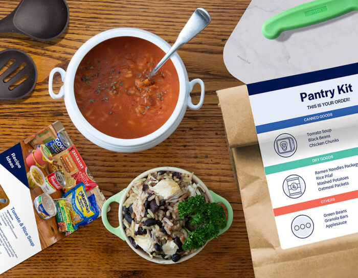 Medline Food Kit - Feature