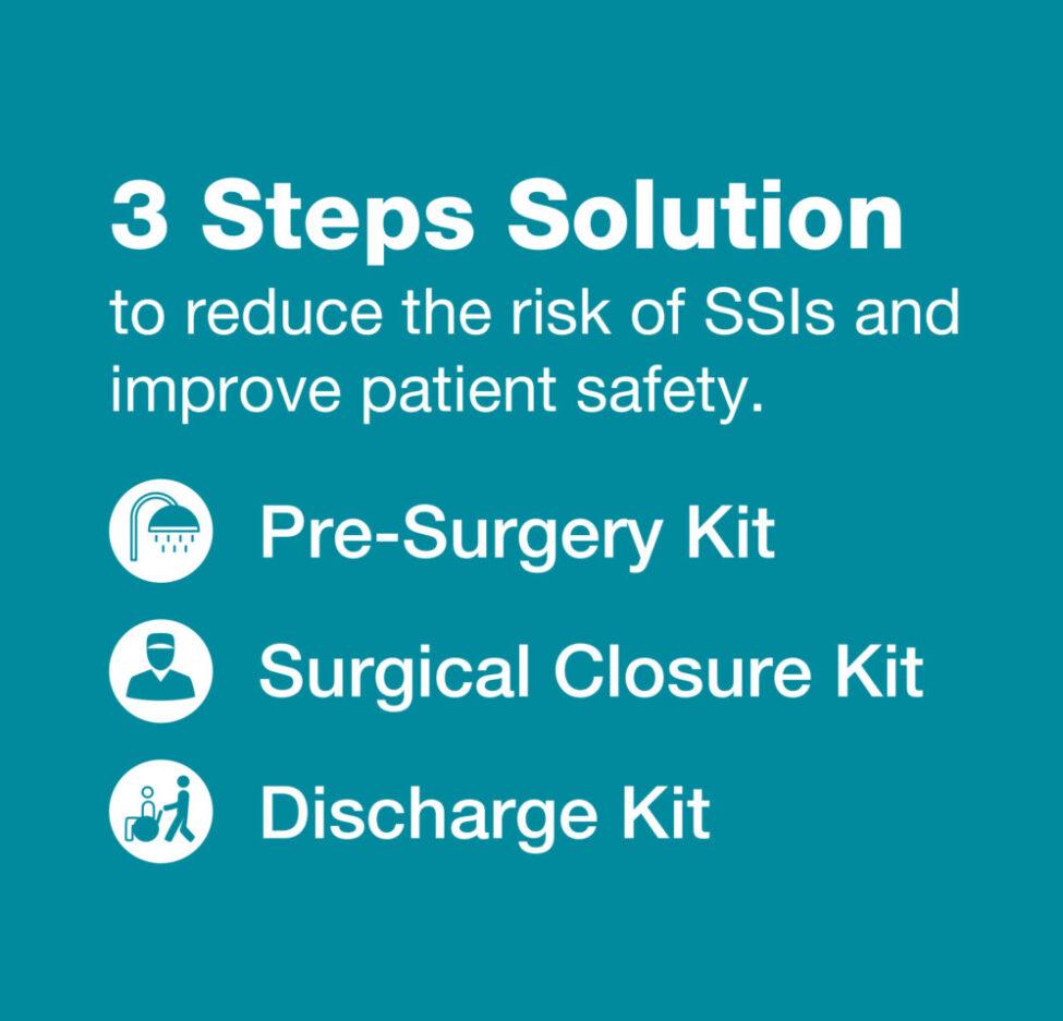 Medline_SSI_3 steps solution