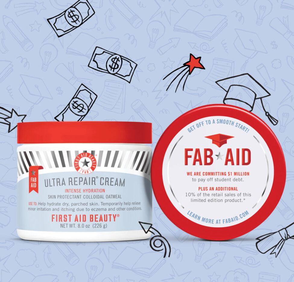 FAB Aid 8oz URC Jar